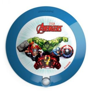 PHILIPS DISNEY AVENGERS 71765/35/P0