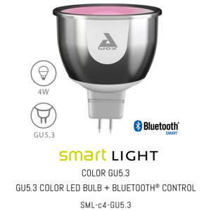 AwoX SMART LIGHT COLOR LED GU5.3