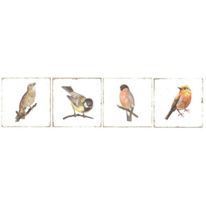 FORLI Birds Decor Mix 15x15 FOL015