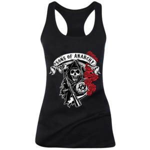 Top Sons of Anarchy - Reaper With Roses