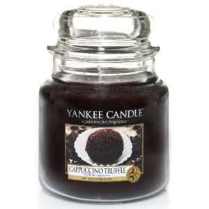 Yankee Candle - Cappuccino Truffle 411g