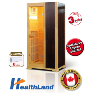 Infrasauna 2001 Carbon Economical-