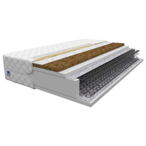 EuroSleep Matrace Eurosleep Siena | 80x200 Square