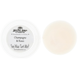 Busy Bee Candles Wax Tarts vonný vosk Champagne & Roses