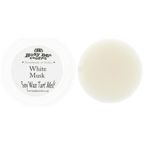 Busy Bee Candles Wax Tarts vonný vosk White Musk