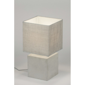 Stolní lampa Beton Look and Grey I
