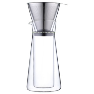 Leopold Vienna Pomalý prokapávač kávy a French press Piazza 600ml (2v1)
