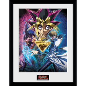 Obraz na zeď - Yu Gi Oh - Dark Side of Dimension Key Art