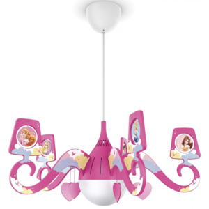 Philips 71757/28/16 Disney Princess lustr 1xE27