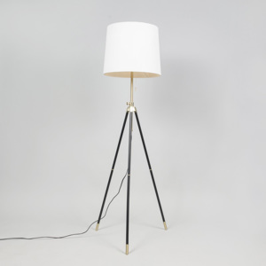 Stojací lampa Scoop White and Messe