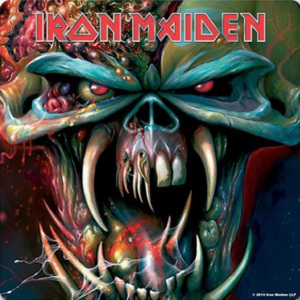 Podtácek Iron Maiden – The Final Frontier