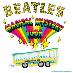 Podtácek The Beatles – Magical Mystery Tour Album