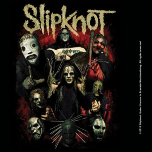 Podtácek Slipknot – Come Play Dying
