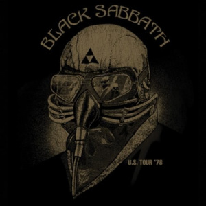 Podtácek Black Sabbath - Us Tour 78