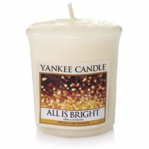 Votiv YANKEE CANDLE 49g All is Bright