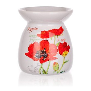BANQUET Aroma lampa 10,2cm Red Poppy OK 60ZF1060RP