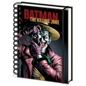 Batman - The Killing Joke Cover Zápisník