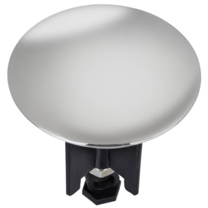 Zátka do vany Pluggy® XL Chrome, WENKO
