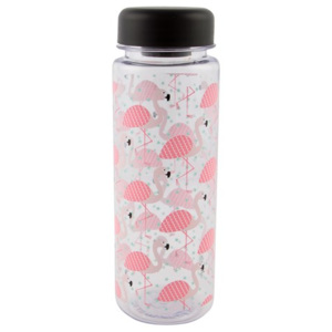 Sass & Belle láhev TROPICAL FLAMINGO 0,55 l