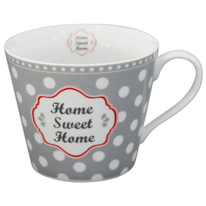 HRNEK HOME SWEET HOME - PORCELÁN - 350 ML