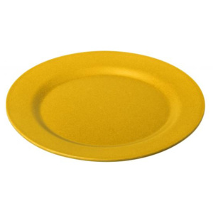 Eco Living Dinning Eco Dining talíř 20 cm Yellow
