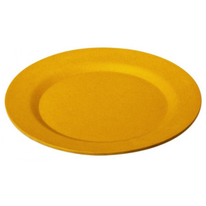 Eco Living Dinning Eco Dining talíř 25 cm Yellow
