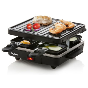 Raclette gril pro 4 - DOMO DO9147G - DOMO