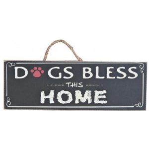 Cedule DOGS BLESS THIS HOME 7566