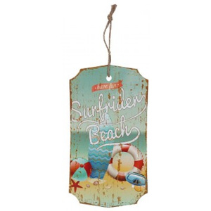 Cedule Surfrider Beach 7644