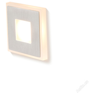 RED - DESIGN RENDL 12689 DELINE stříbrnošedá 230V LED 3W 60° 3000K