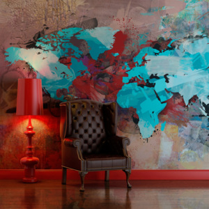 Bimago Fototapeta - The earth without art is just 'eh' 450x270 cm