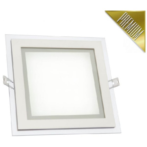 Spectrum LED panel FIALE vestavný 6W 350lm 100x100mm 230V CCD STUDENÁ