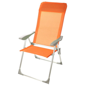 Křeslo Linder Exclusiv 5-WAY MC372211O Orange