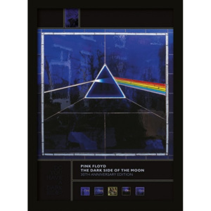 Obraz na zeď - Pink Floyd - Dark Side of the Moon (30th Anniversary)