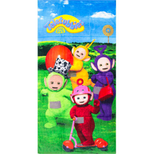 Textiel Trade Osuška TELETUBBIES QE4332