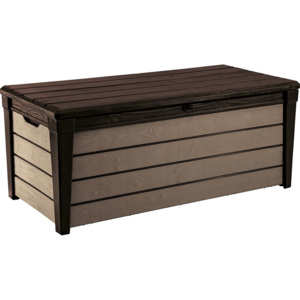 Keter BRUSHWOOD box - 455L - hnědý