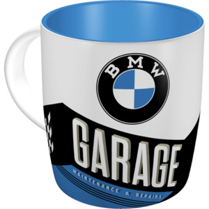 Nostalgic Art Hrnek - BMW Garage 330 ml