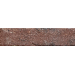 Ceramica Rondine Tribeca dlažba 6x25 old red brick