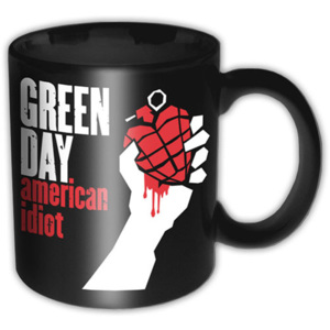 Hrnek Green Day - American Idiot