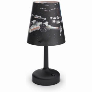 Philips 71888/30/16 LED disney přenosná lampa stolní star wars - darth vader