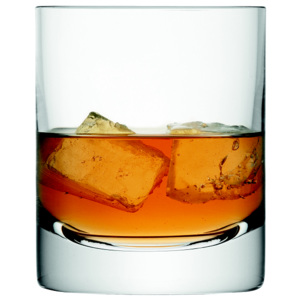 LSA INTERNATIONAL LSA Bar sklenice na whisky 250ml, set 4ks