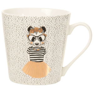 COFFEE DELUXE Hrnek panda 350 ml