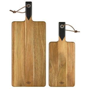 Sada 2 krájecích prkének Gentlemen's Hardware Serving Boards