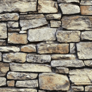 Arthouse Tapeta na zeď - Arthouse Cornish Stone Brown Cornish Stone Brown