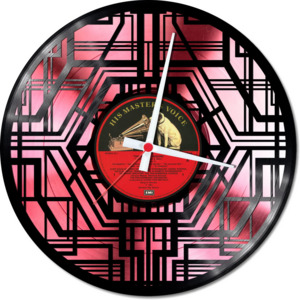 Art deco gatsby style - red version