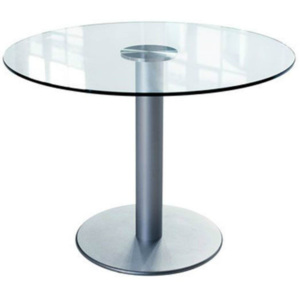 ZERO GLASS TABLE stůl 80cm