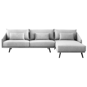 Costura - sofa with chaiselongue H - Airone 410 Vlevo