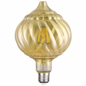 ACA DECOR Retro LED žárovka Pine Gold