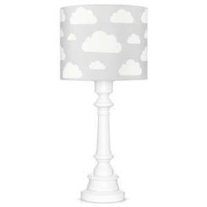 STOLNÍ LAMPA - CLOUD GREY