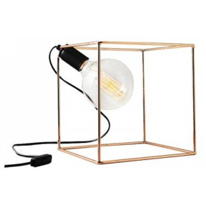 Stolní lampa Ozcan 6440-ML rose gold